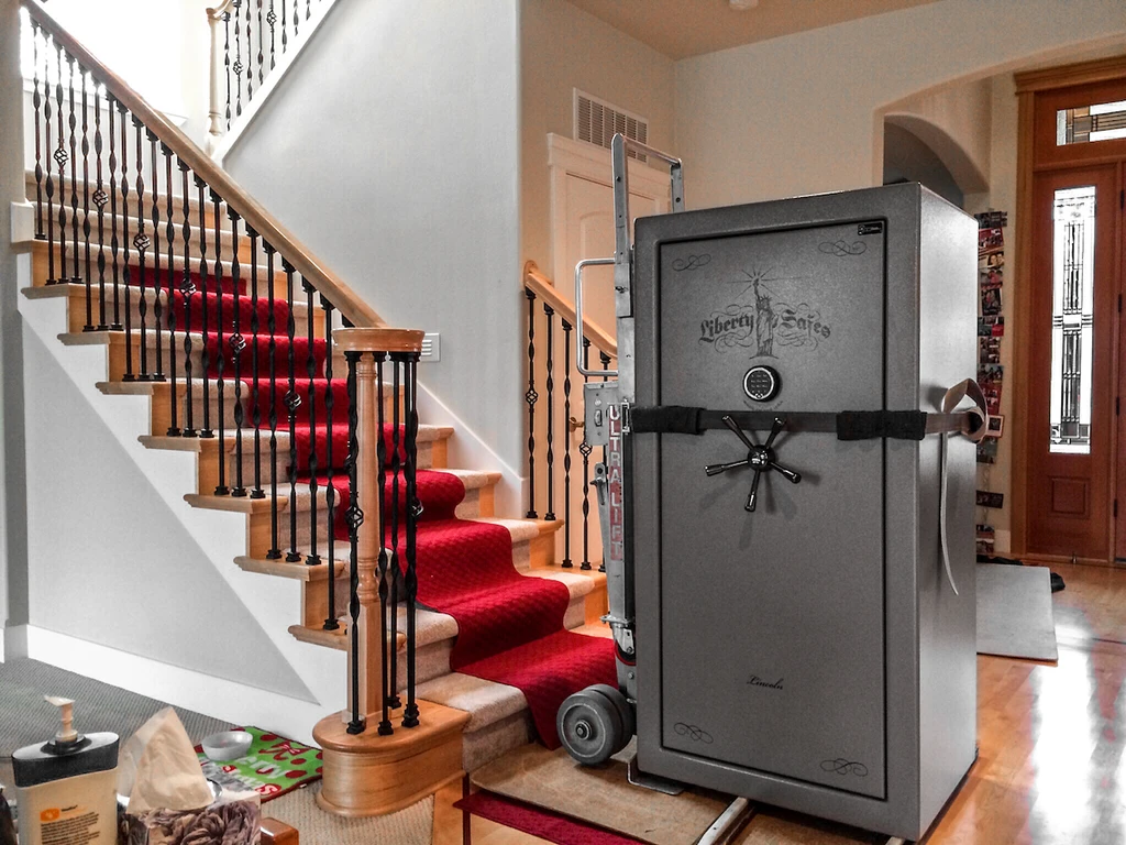 Can You Put A Gun Safe Upstairs - Storage Tips For Gun Owners